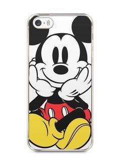 Capa Iphone 5/S Mickey Mouse #2 - SmartCases - Acessórios para celulares e tablets :)