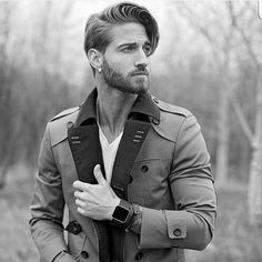 Long Medium Length Hair Cuts Men