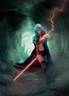 The Dark Side by artorifreedom on DeviantArt