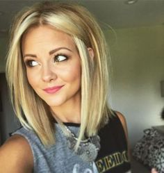 21 Cute Medium Length Haircuts for Women