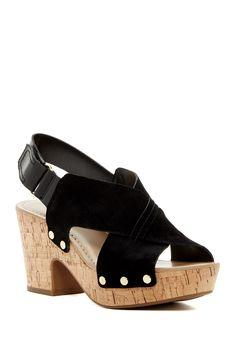 7947d23c985 Kicks Platform Sandal by Franco Sarto on  HauteLook Franco Sarto
