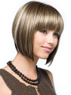 chic medium simple hair styles