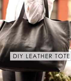 My DIY Celine inspired tote - and a giveaway