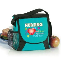 Say thanks to your favorite nurse with this lunch bag! ♥♥♥