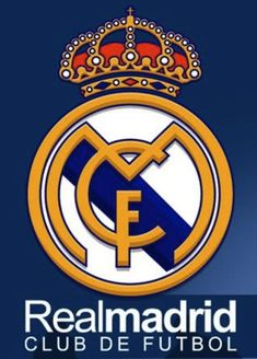 best in sports.Real Madrid: Holds the record for most UEFA Champions League titles as well as a home dominance of 32 ``La Liga`` titles. Logo Real Madrid, Real Madrid Club, Real Madrid Football, Best Football Team, Football Soccer, Festa Do Real Madrid, Champions League, Imprimibles Real Madrid, Spain