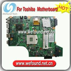 98.00$  Buy here - http://ali879.worldwells.pw/go.php?t=2020442908 - 100% Working Laptop Motherboard for toshiba L510 V000175260 Series Mainboard,System Board 98.00$