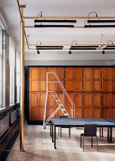 Haworth Tompkins Architects, Philip Vile · The Clothworkers' Centre