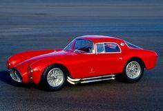 1954 Maserati A6GCS Berlinetta PininFarina #maseraticlassiccars