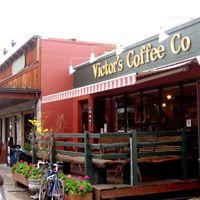 Victor's Celtic Coffee Co; Redmond, WA