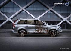 Twoje Volvo przygody przeżywa razem z tobą :)