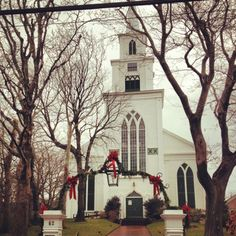 Nantucket+Christmas | Nantucket Christmas time photos
