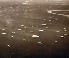The Pacific Fleet of the United States Navy 1944
