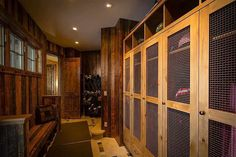 ski boot lockers | Which Ski Room Knocks Your Socks Off? Vote Now!