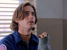 Aw, Jared as Jordan Catalano! <3