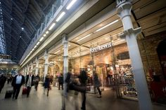 Click and Collect at St Pancras for first John Lewis train station store - Retail Design World