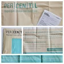 ropa percentil.com -
