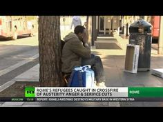 Asylum hell: Italy struggles to deal with migrant influx