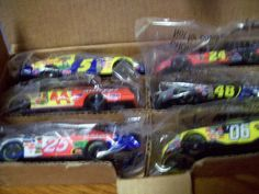 Kelloggs Hotwheels Promotional Set of 6 Cars #5, #44, #25, #24, #48, and #6 Original Packaging Sealed by consignments on Etsy