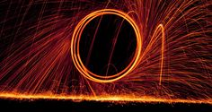 Steel Wool Photography by KymberlyGriffin