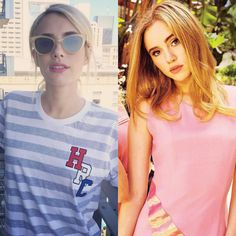What Is Emma Roberts Working On With Suki Waterhouse? - http://oceanup.com/2016/11/07/what-is-emma-roberts-working-on-with-suki-waterhouse/