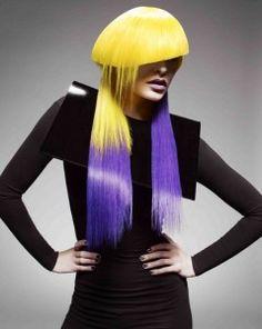 cut and color / haircut / hair colour