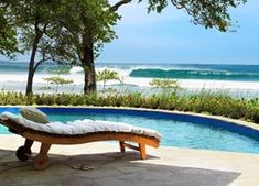 Mukul Resort & Spas in Guacalito de la Isla: Luxury Retreat Promises Best of Nicaragua Best Resorts, Hotels And Resorts, Spas, Luxury Hotel Design, Relax, Pool Designs, Resort Spa, Luxury Travel, Places To Visit