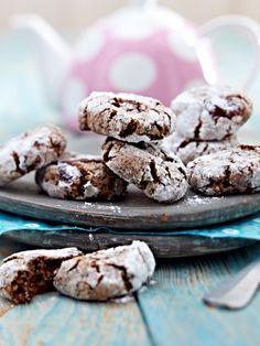 Da kann keiner widerstehen!  Kirsch-Mandel-Cookies