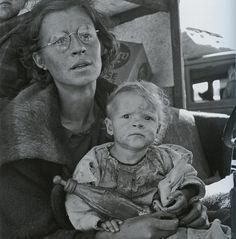 Dorothea Lange for the WPA via Old Chum on @Flickr