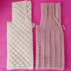 This Pin was discovered by Per Crochet Stitches Patterns, Baby Knitting Patterns, Hand Knitting, Stitch Patterns, Gilet Crochet, Crochet Baby, Knit Crochet, Moda Emo, Vest Pattern
