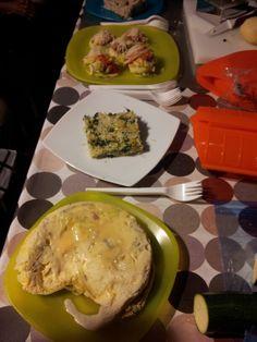 Taller cocina rápida y sana (24/04/14).  Casa viva Sants (Rosa Maria)