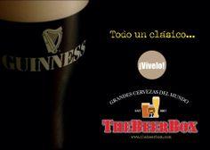 Guinness en TheBeerBox!
