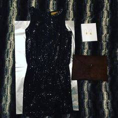 Sparkles for #newyyearseve from @nicolemillernyc ....this dress is sure to be a hit