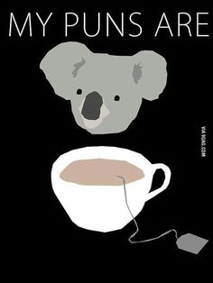 My puns are... - 9GAG