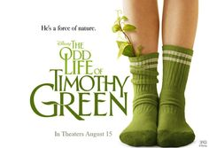 #GoCovington has put out another movie review! This week it's The Odd Life of Timothy Green! Check it out! #HOTS