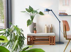Praxis   Deze mooie salontafel met betonblad kun je zelf maken!
