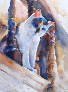 In this 3-day workshop, you will learn about common watercolor supplies, drawing tips and tools, color and brush exercises, and finally complete at least one watercolor painting.