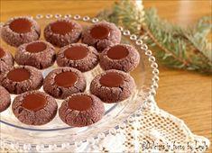 biscotti al cioccolato biscotti al cioccolato più buoni del mondo Chocolate Thumbprint Cookies biscotti veloci biscotti perfetti biscotti belli biscotti al cioccolato di Martha Stewart ricette di Martha Stewart biscotti di Martha Stewart biscotti da regalare, biscotti natalizi, christmas cookies, cookies, Natale, ricetta biscotti, ricetta di natale, ricetta natalizia, biscotti al cioccolato giallozafferano biscotti al cioccolato giallo zafferano biscotti al cioccolato blog giallo zafferano…