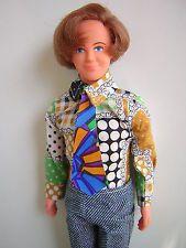 Vintage petra Fred de plasty Alt avec vêtements 70er 70s Era