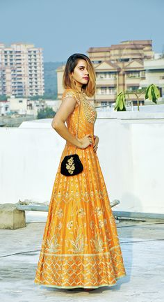 Indian Wedding Outfit #AnitaDongre