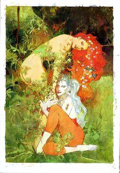 Bill Sienckewitz Harley & poison ivy