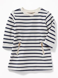 Old Navy French-Terry Zip-Pocket Dress for Baby Baby Girl Dresses, Baby Dress, Girl Outfits, Baby Girls, Shop Old Navy, My Little Girl, Maternity Wear, Man Shop, French Terry
