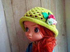 Crochet Hat Disney Animator Princess crochet Disney Animator