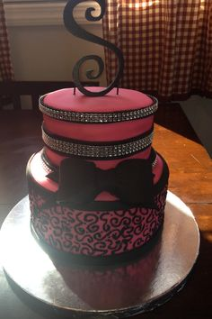 Pin by Cassandra Clark on Cakes Pinterest
