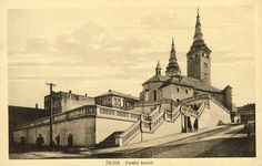 old Žilina Slovakia www.facebook.com/pages/Slovensko-na-historickych-fotografiach Taj Mahal, Facebook, Building, Travel, Viajes, Buildings, Destinations, Traveling, Trips