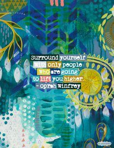 Oprah Winfrey quote. #quote #oprah