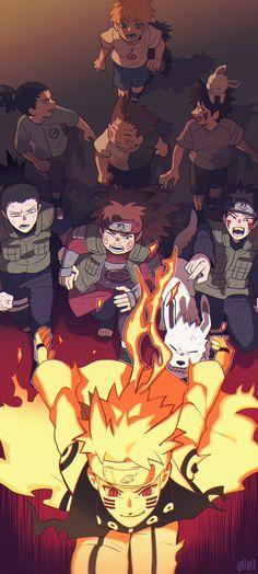 | Save & Follow | Naruto Shippuden