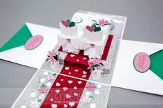 Neue Hochzeitsexplosionsbox | Mediendesign Moser