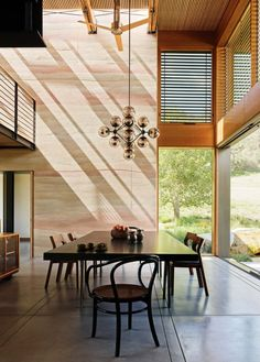 Image result for mid century style rammed earth