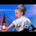 Nine Year Old Girl Performs Epic Karate Dance On Britain's Got Talent - http://clickfodder.com/nine-year-old-girl-performs-epic-karate-dance-on-britains-got-talent/