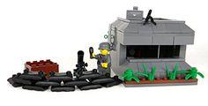 German WW2 Bunker - Battle Brick Custom Set Battle Brick ... https://www.amazon.com/dp/B00H3WCKYW/ref=cm_sw_r_pi_dp_x_sOKgybYHWC0YG